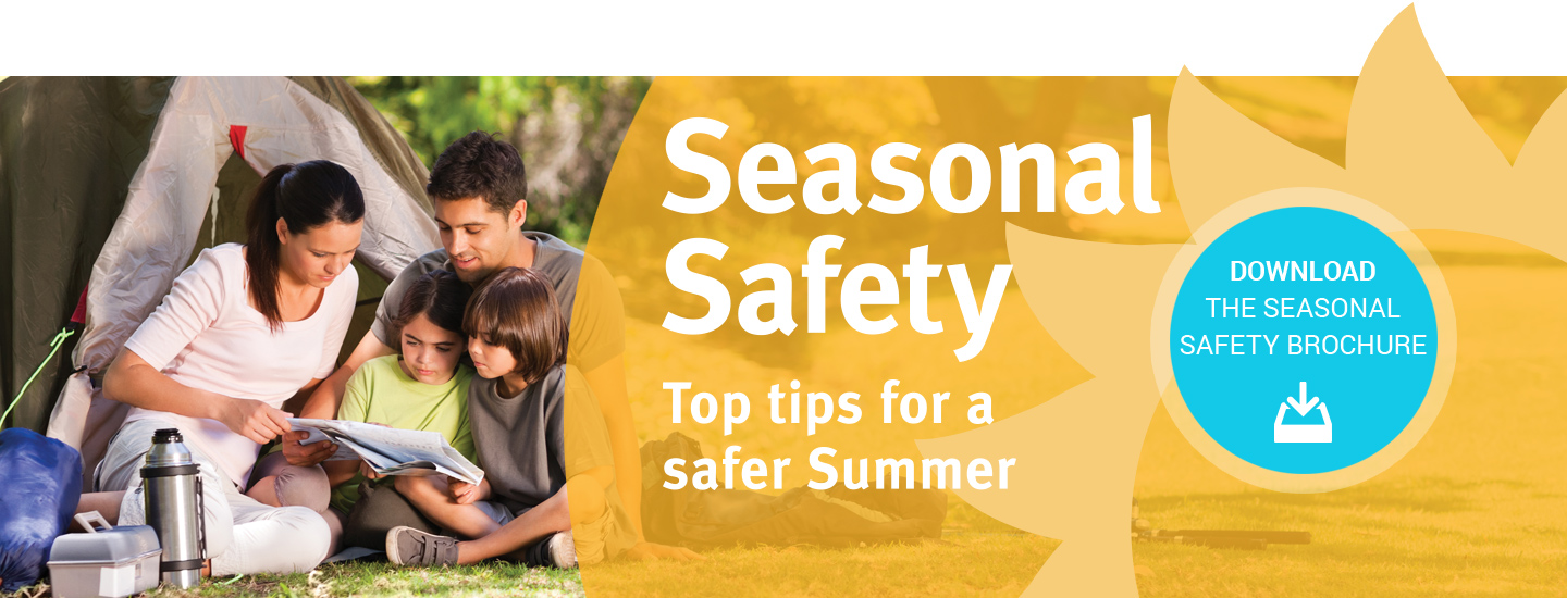 Seasonal Safety Slide