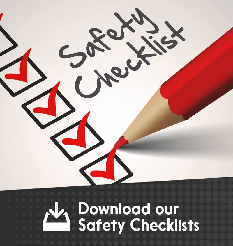 Safety Checklist Image
