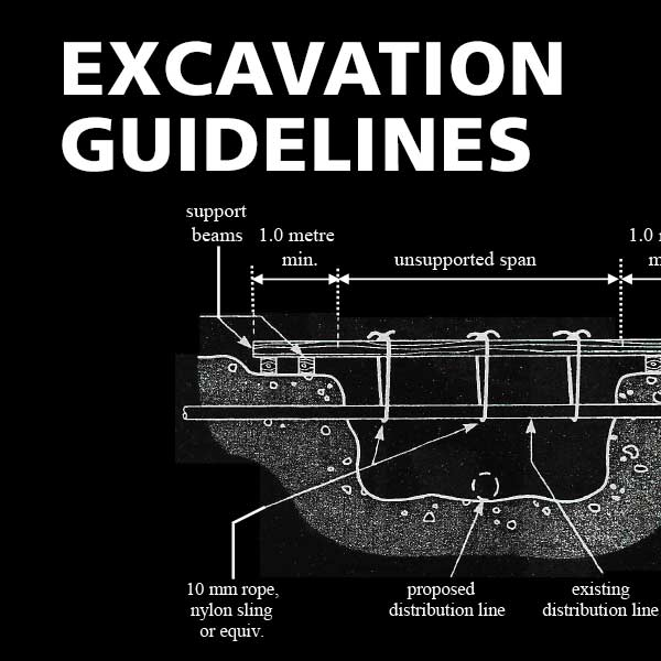 Excavation Guidelines
